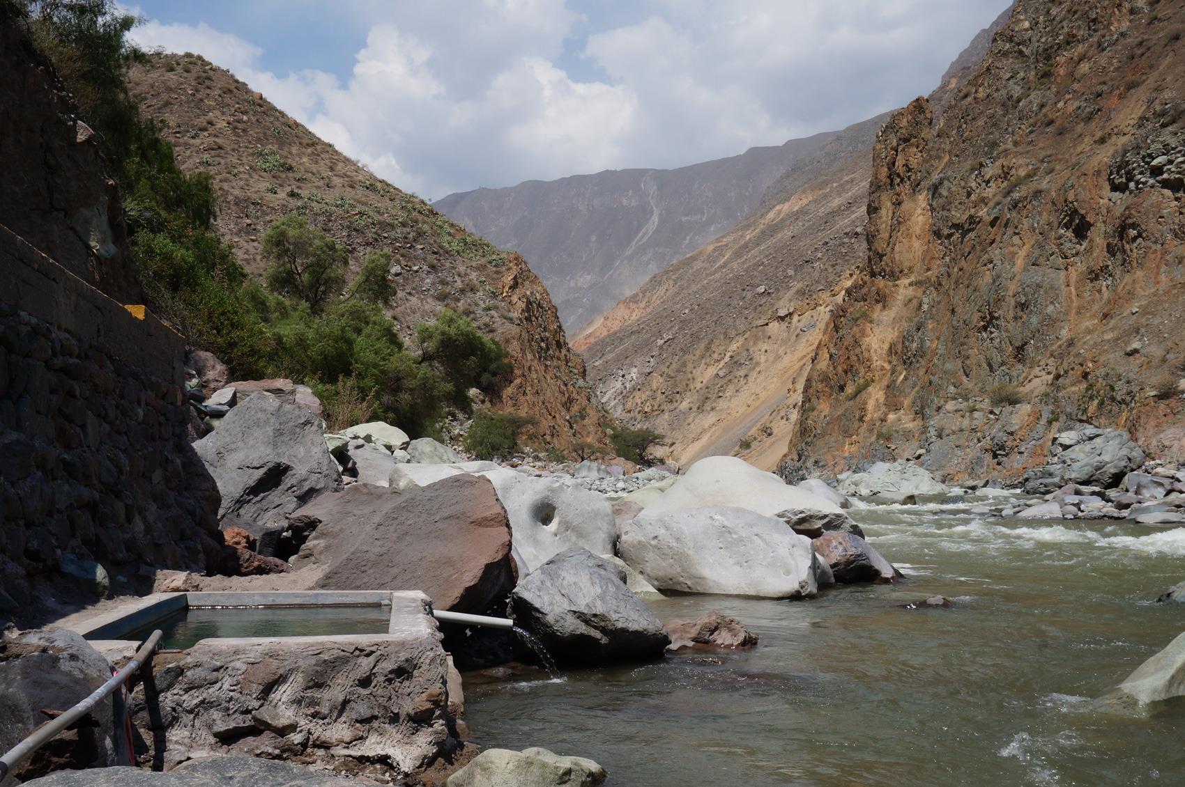 Canyon del colca - Llhuar