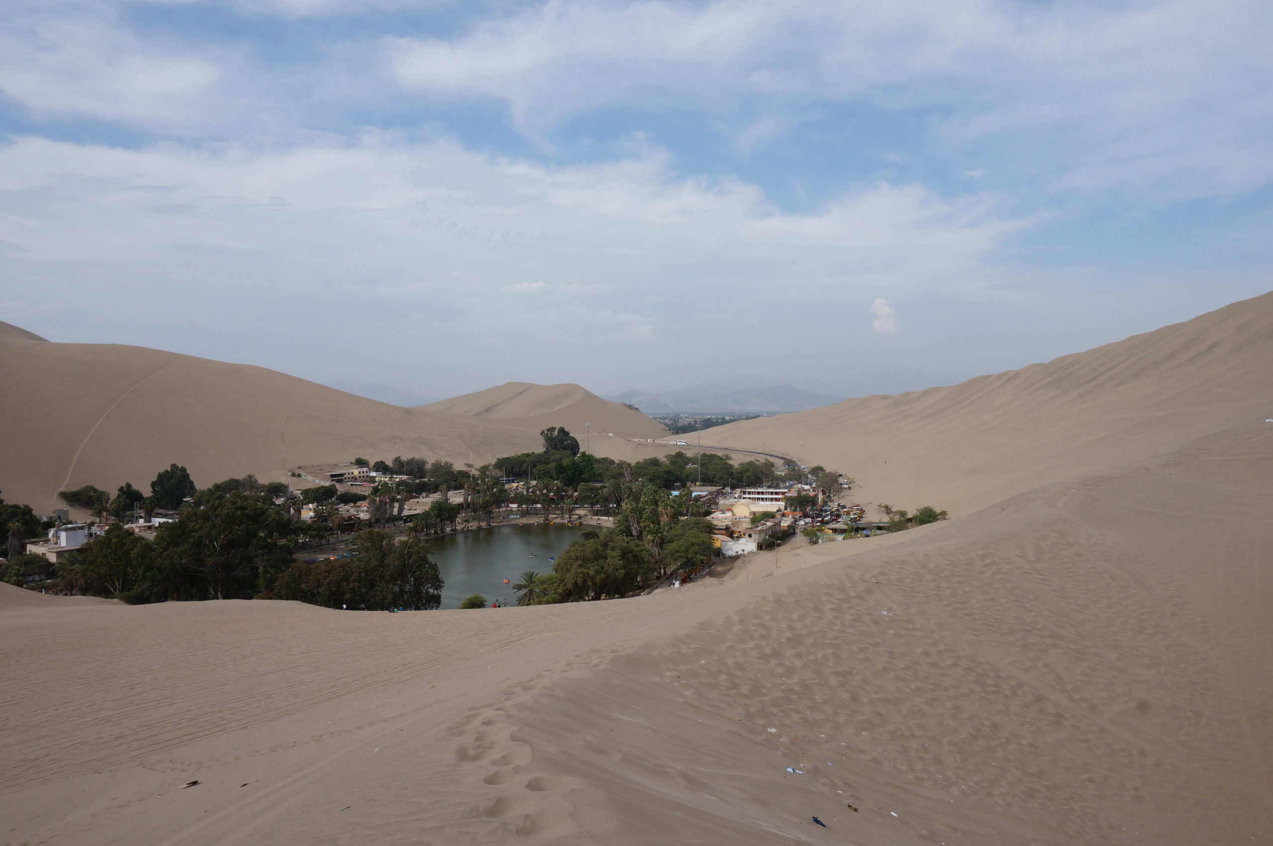 Oasis Huacachina - Ica - Pérou