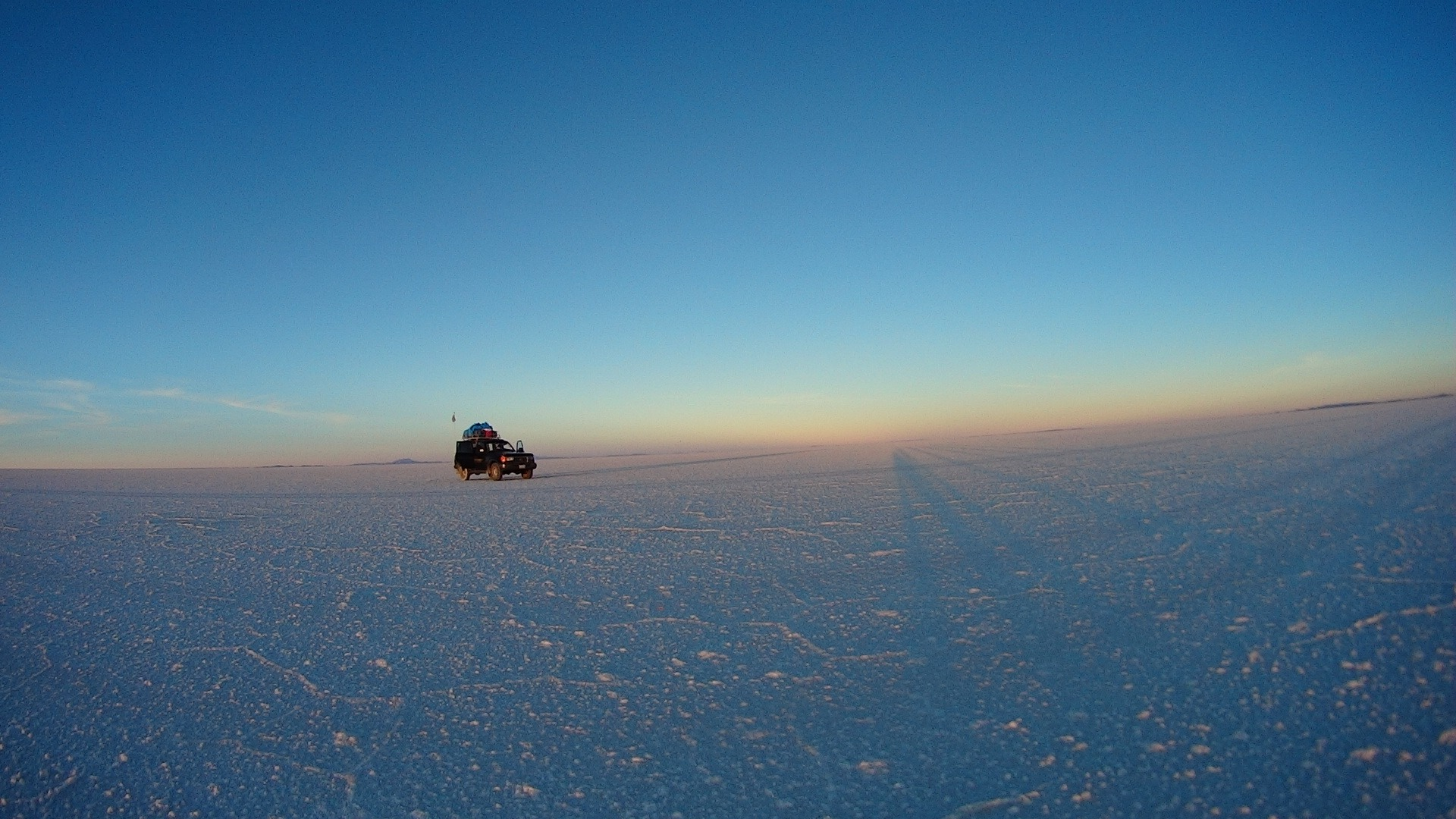 Salar Uyuni - Bolivie