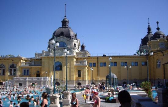 Bain Szechenzi - Budapest