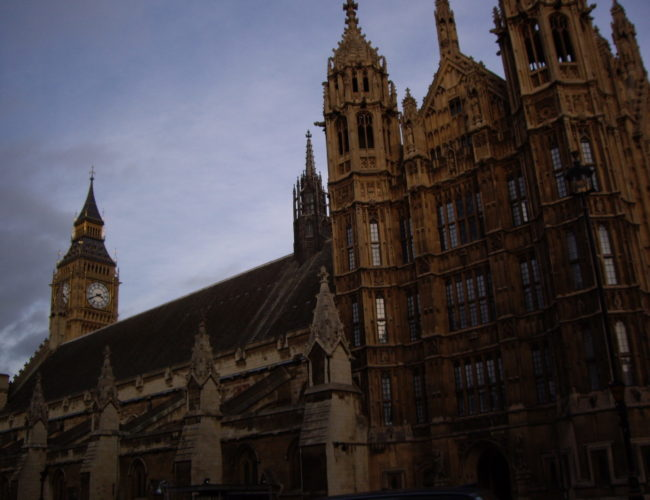 Buckingam - Londres