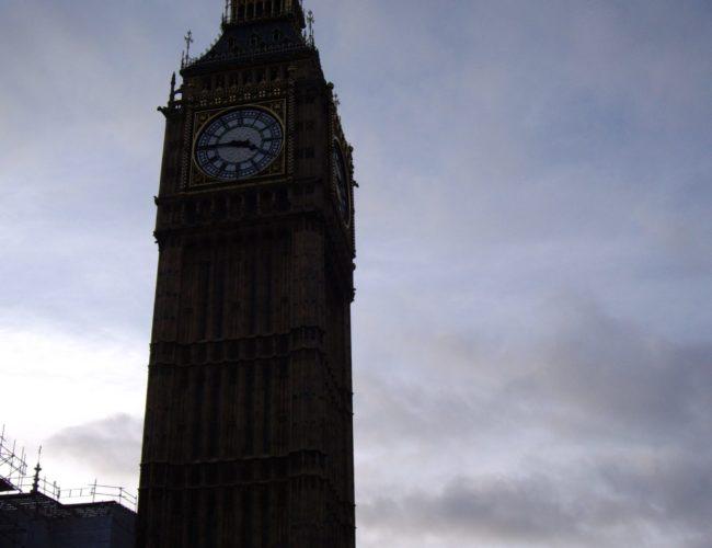 Big Ben- Londres