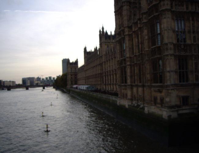 La Tamise - Londres