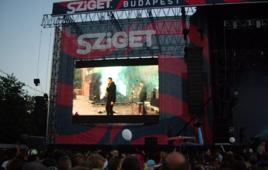 Sziget festival - Budapest