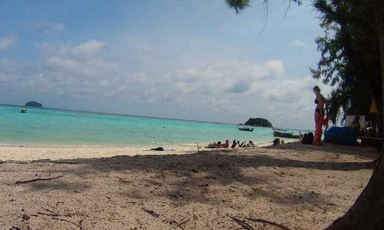 Thailande - Koh Lipe plage 2