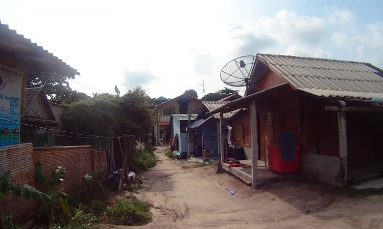 Thailande - Koh Lipe ville 2