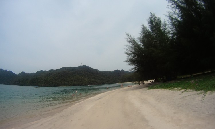 Langkawi plage