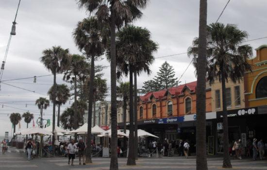 Manly Beach - Nord Sydney