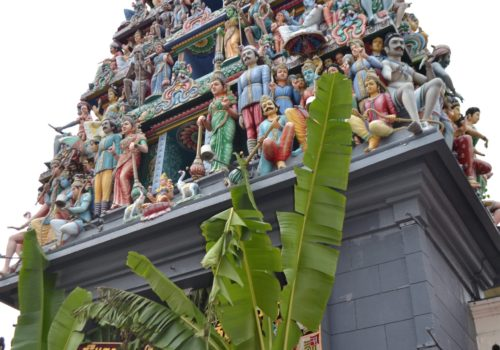 Singapour temple indien