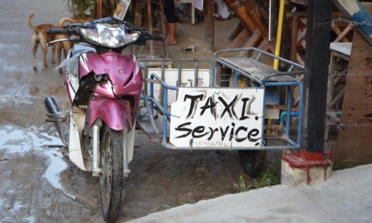 Thailande - Koh Lipe ville