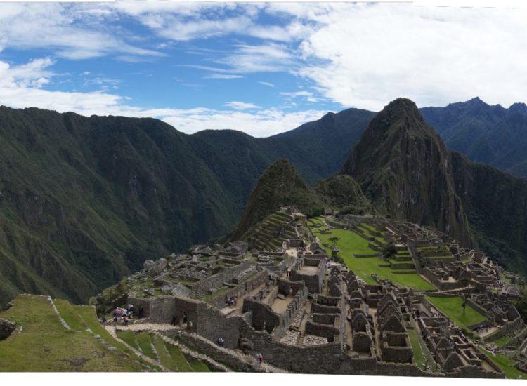 Macchu Pichu- Pérou