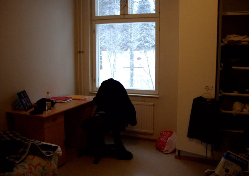 Chambre - Logement Karjamentie - Joensuu - Finlande