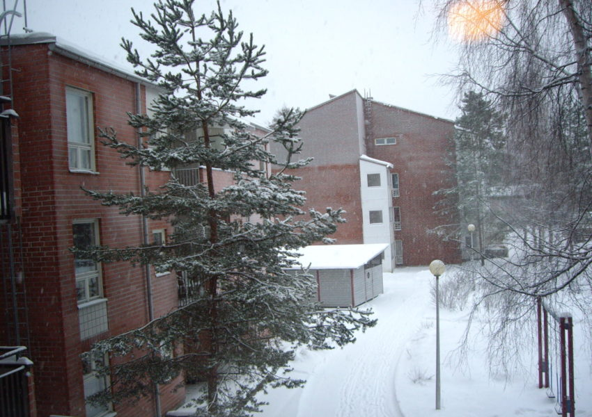 Karjamentie - Logement Joensuu - Finlande