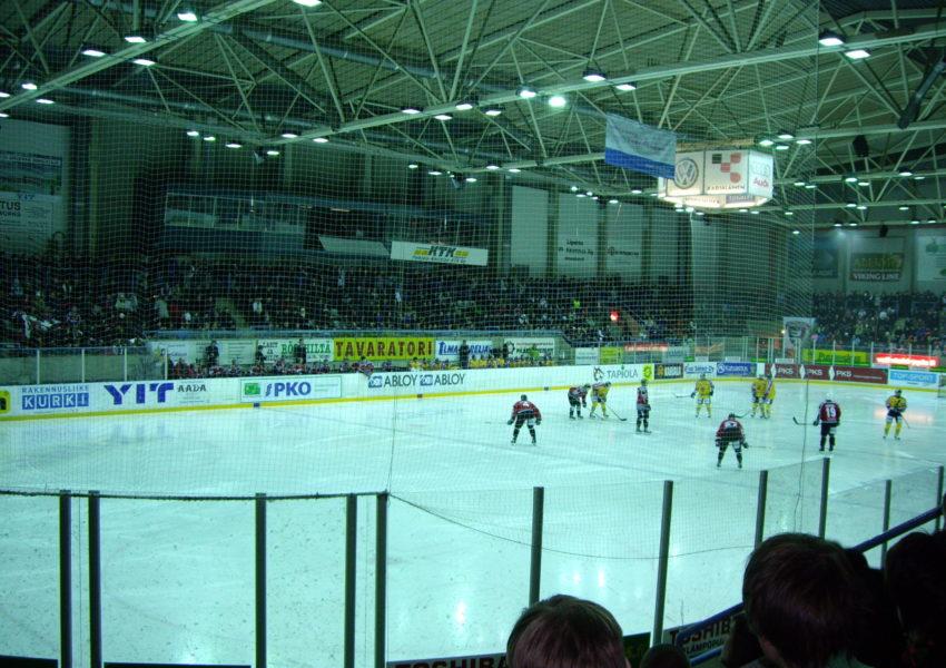 Hockey sur Glace - Joensuu - Finlande