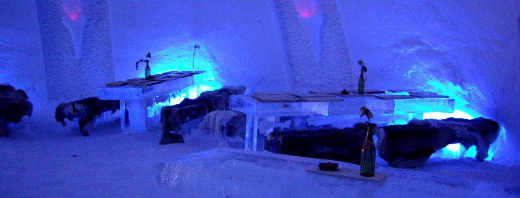 Arctic Snow hotel - Laponie - Sinetta