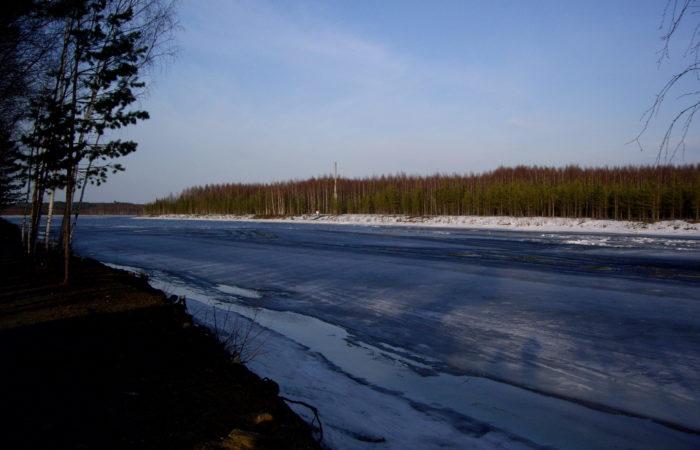 Joensuu -lac - Finlande
