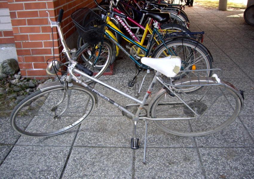 Vélo - Joensuu Finlande