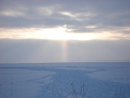 Lake noljaka - Joensuu - Finlande