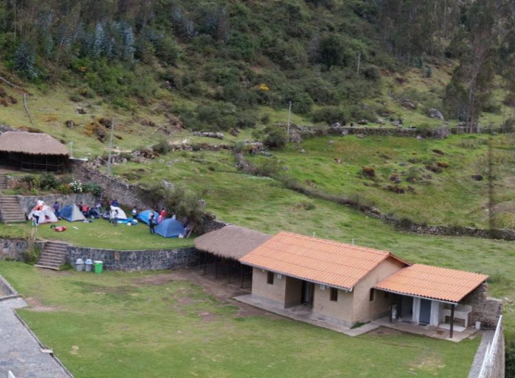 Bains Lares - Cusco - Pérou