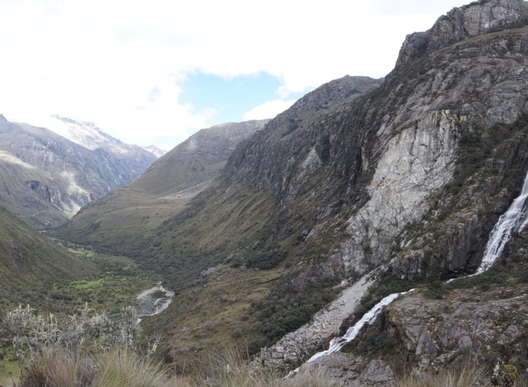 Laguna 69 - Cordillère blanche - Pérou