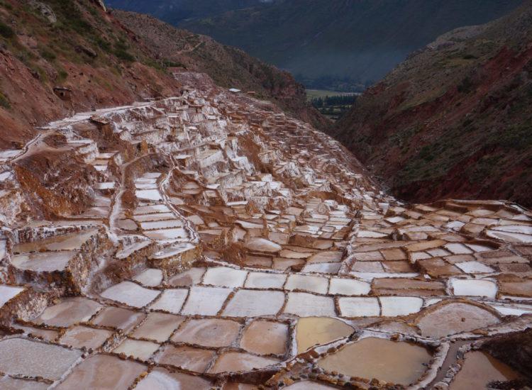 Las salinas - Cusco - Pérou