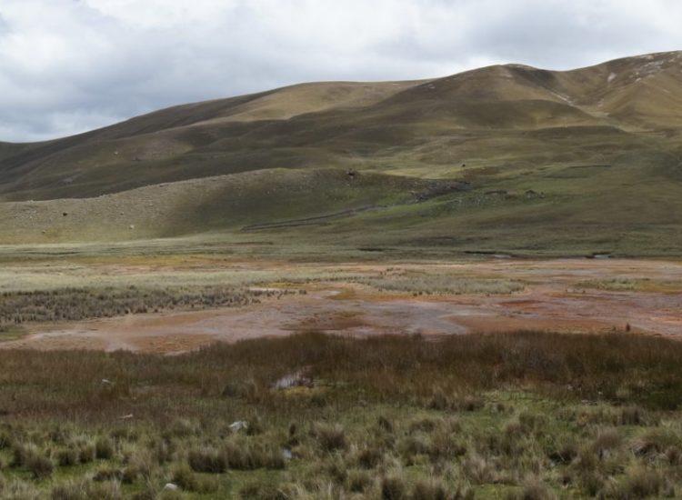 Pastoruri - Cordillère blanche - Pérou