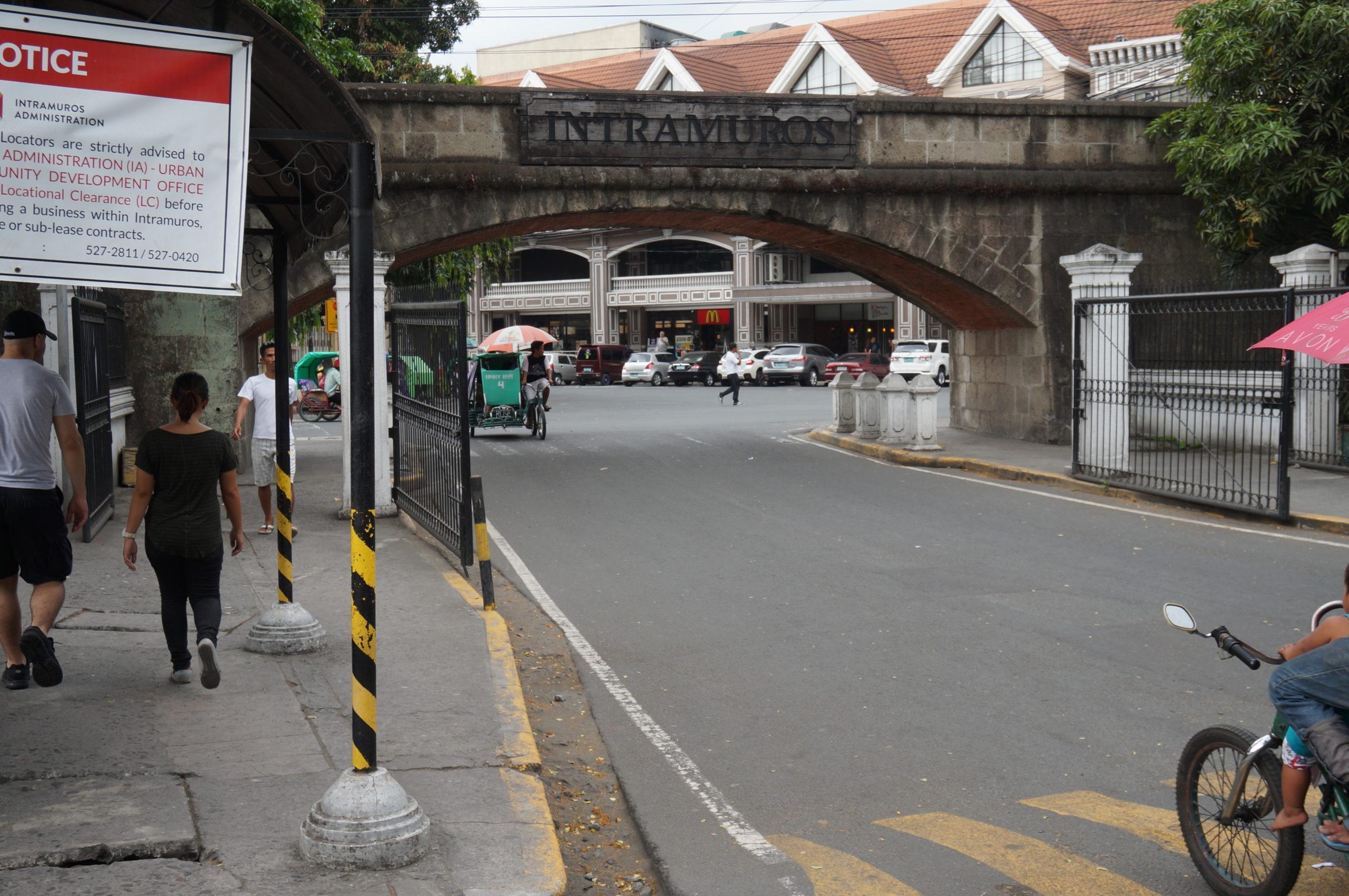 Manille Intramuros - Philippines