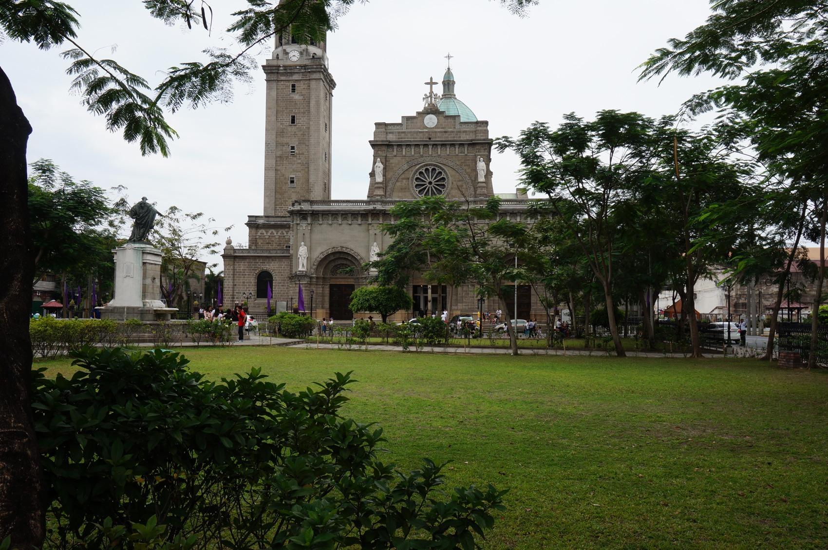 Manille église - Philippines