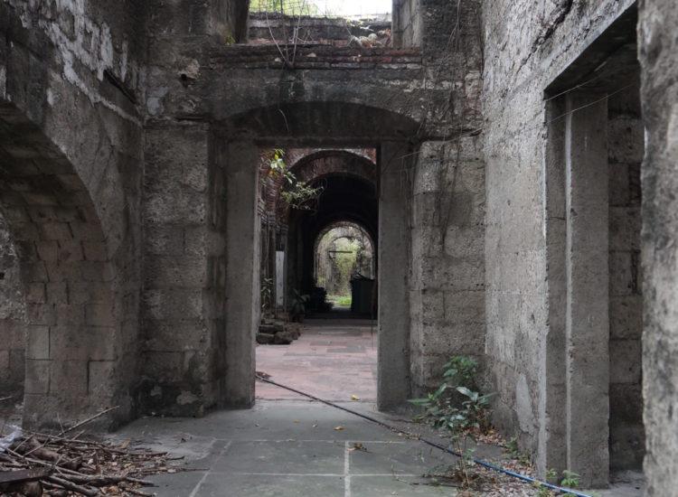 Manille ruine - Philippines