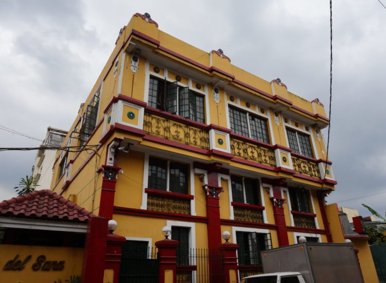 Manille Maison coloniale - Philippines