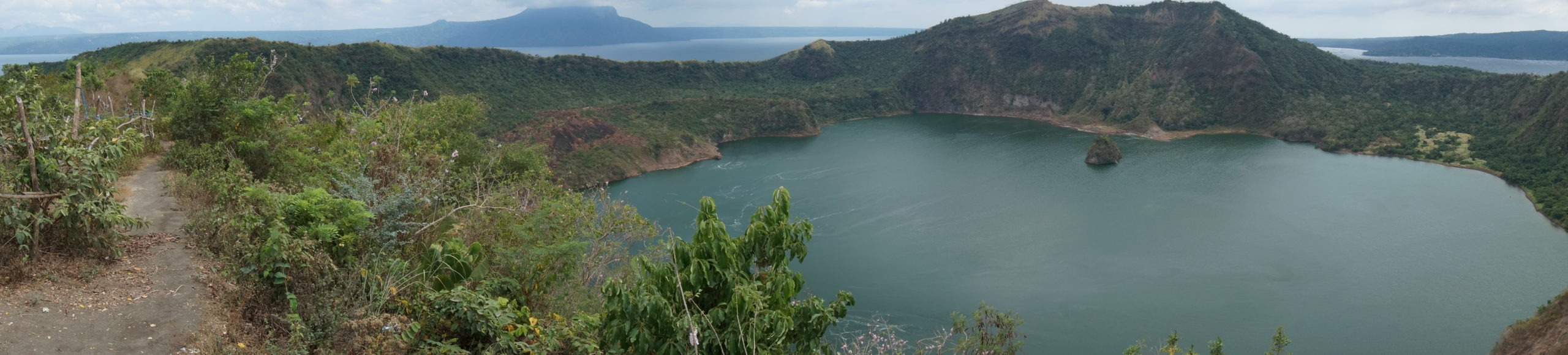 volcan Taal - Philippines