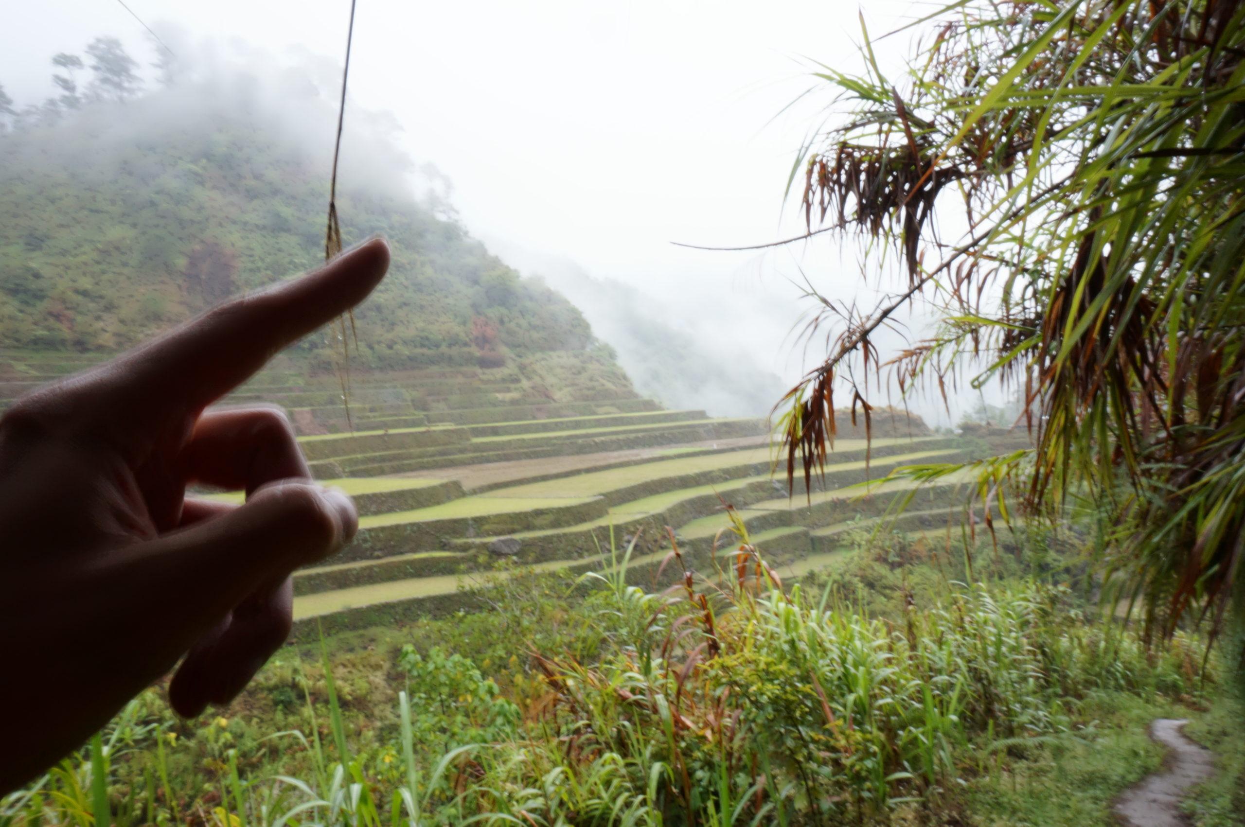 Trek Rizières Pula - Philippines