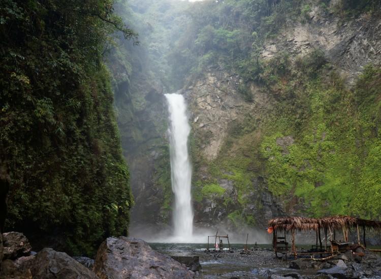 Tappia Falls - Batad - Philippines