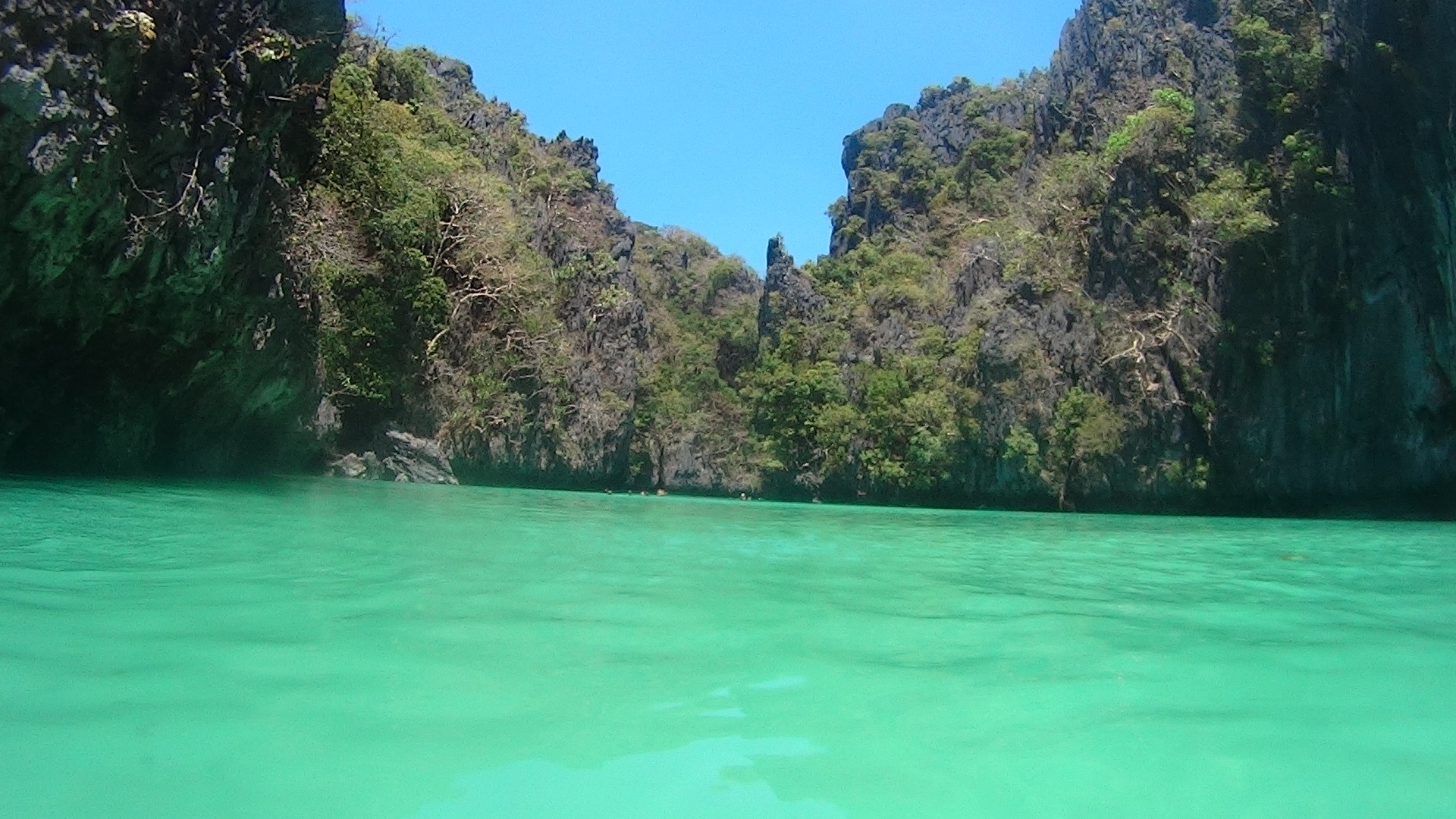 Small Lagoon - Palawan - Philippines