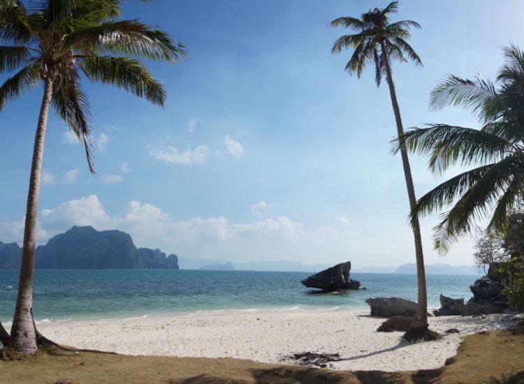 Entalula Beach - Palawan - Philippines