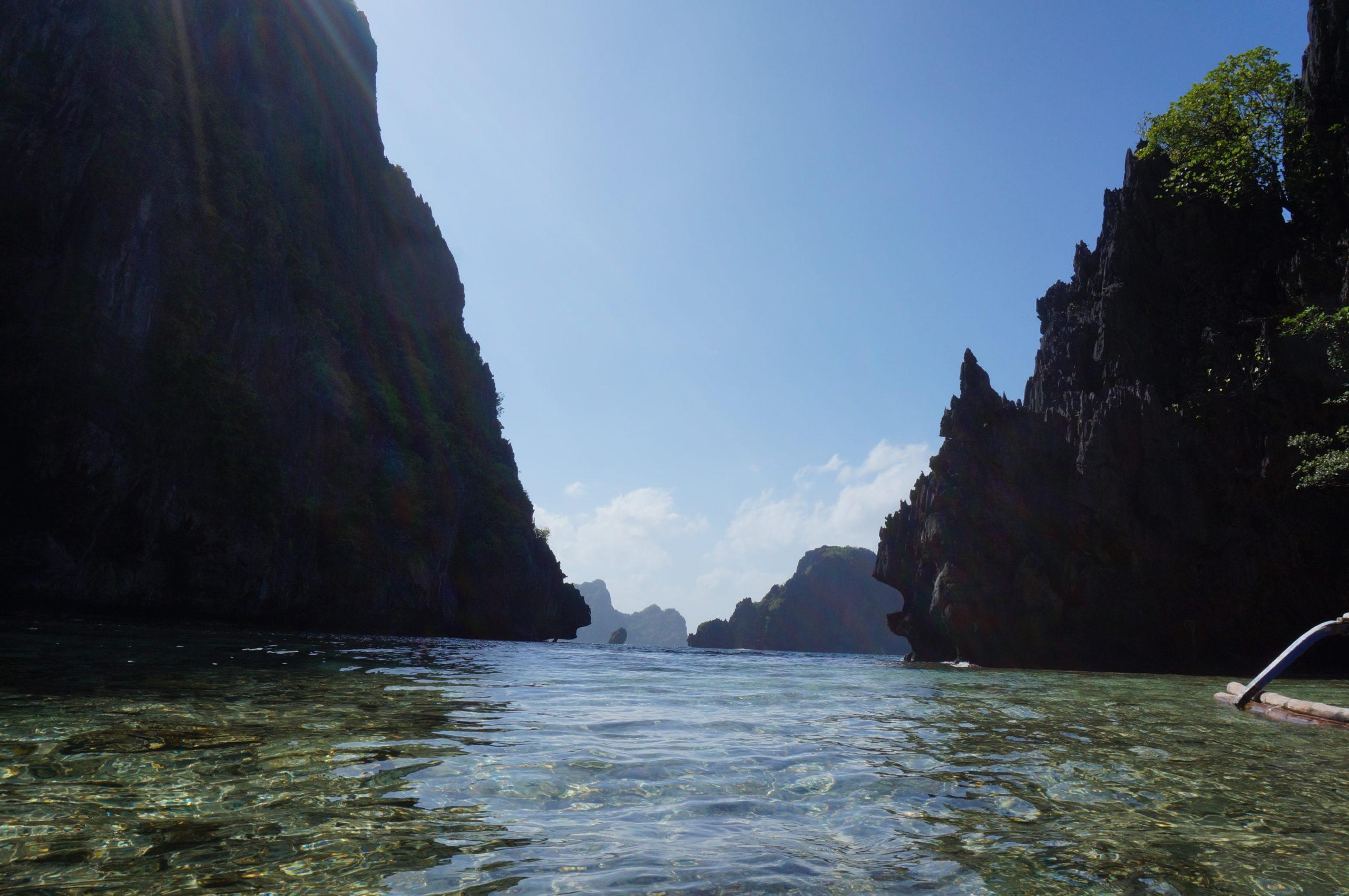 Secret lagoon - Palawan- Philippines