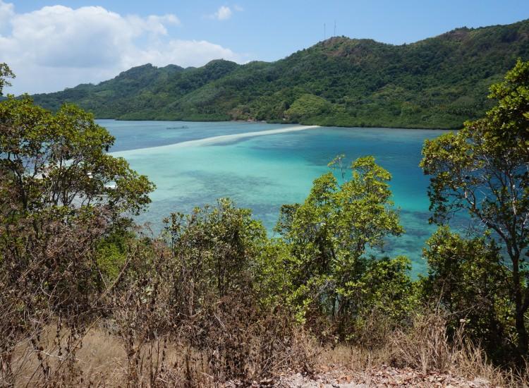 Snake Island - Palawan - Philippines