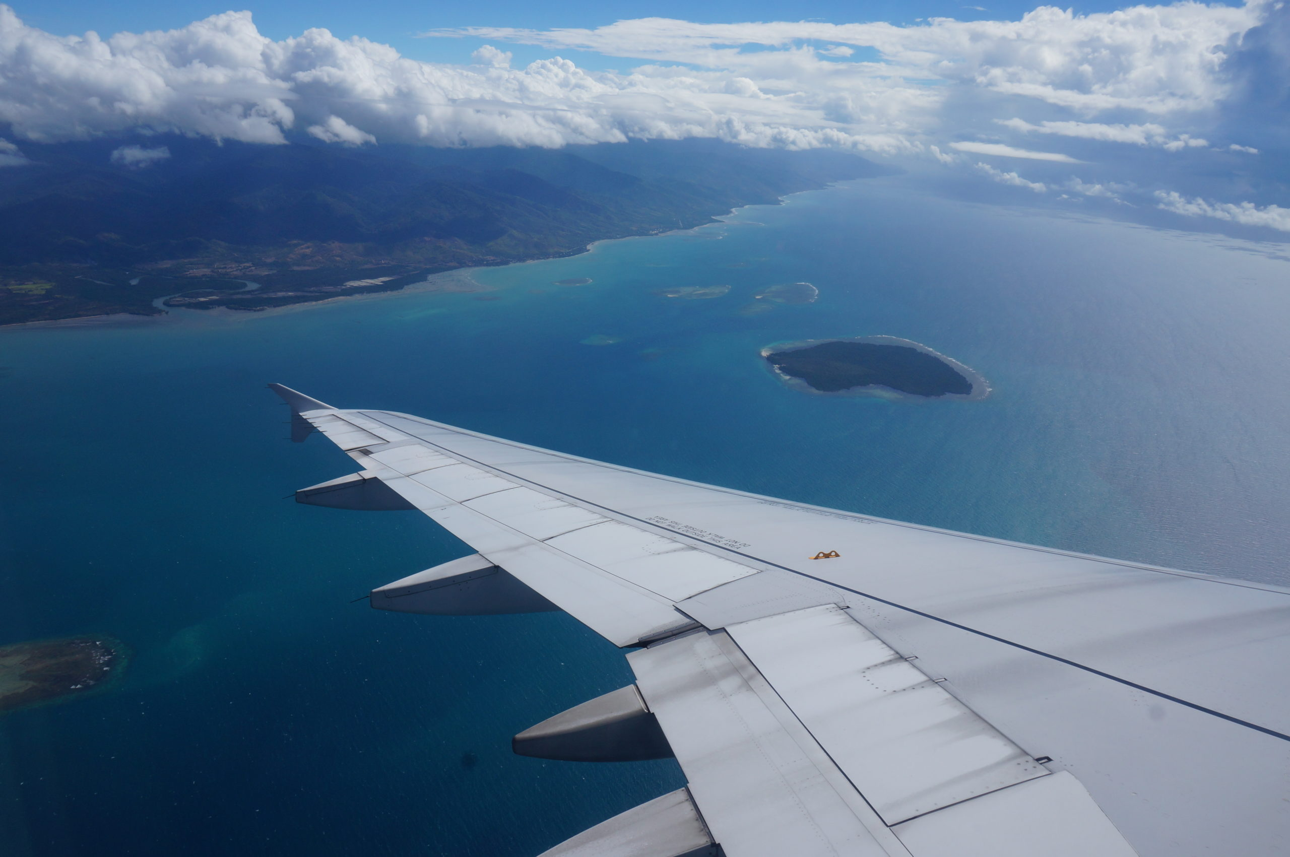 Vue aérienne Palawan - Philippines