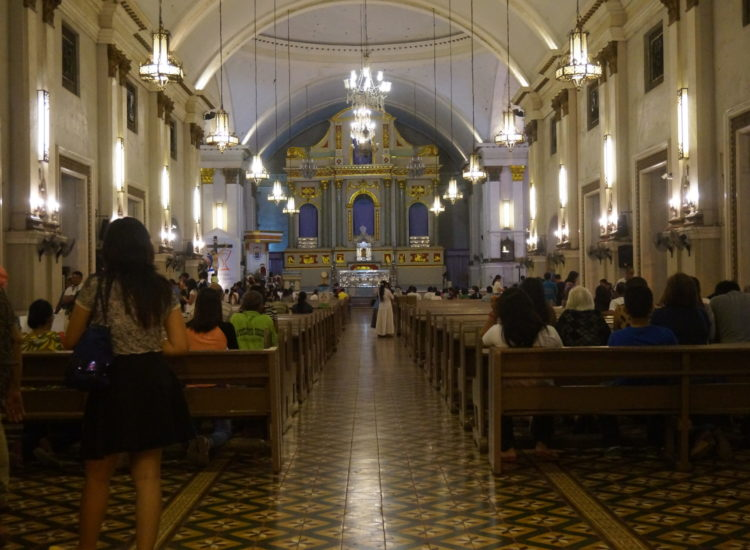 Tagbilaran church - Philippines
