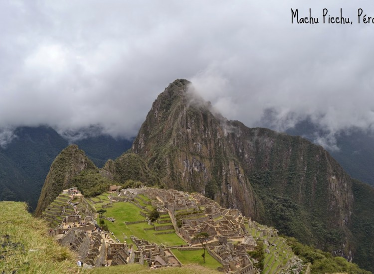 Macchu Picchu - Pérou
