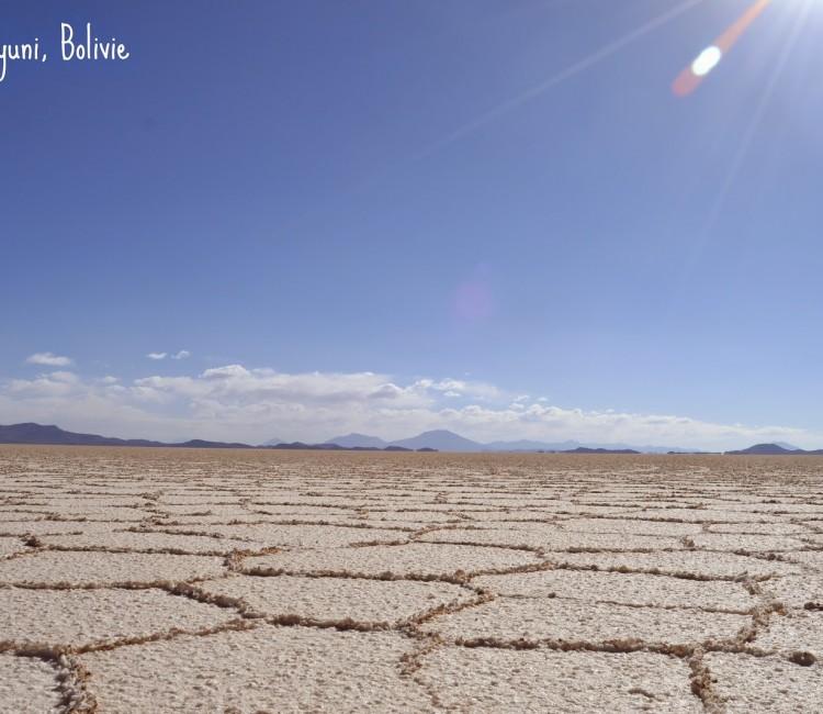 UYUNI - Bolivie