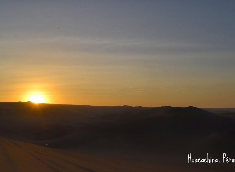 Huacachina -Pérou