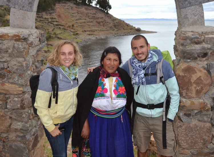 Puno alojamiento - Pérou