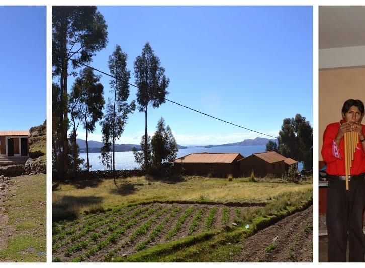 Puno amantani - Pérou