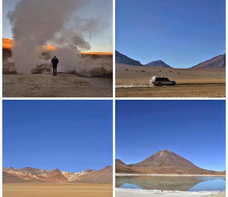 Uyuni dia 3 - Bolivie
