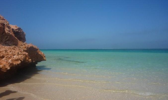 Coral Bay Beach Australie