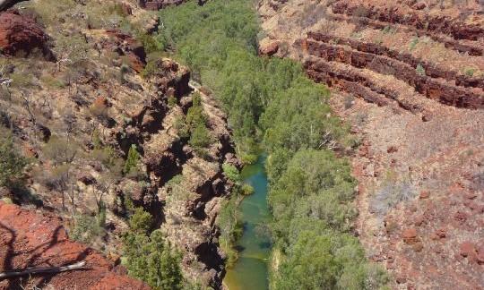 Dales gorge australie