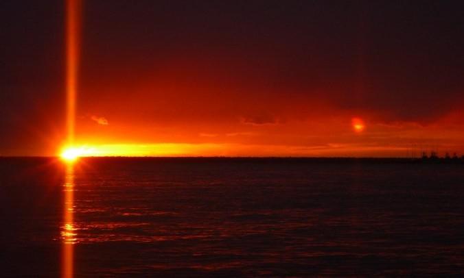 Darwin by night - Australie