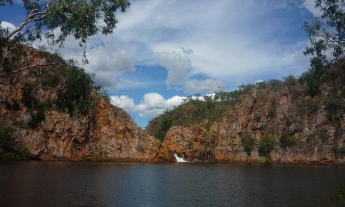 Edith falls - australie