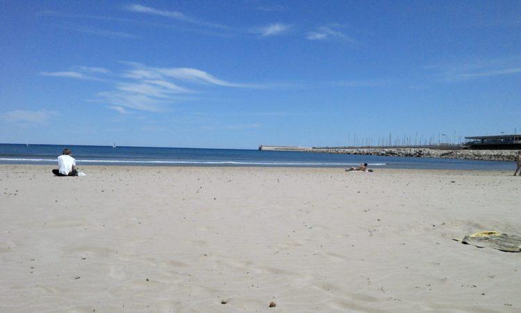 Valence plage - Espagne
